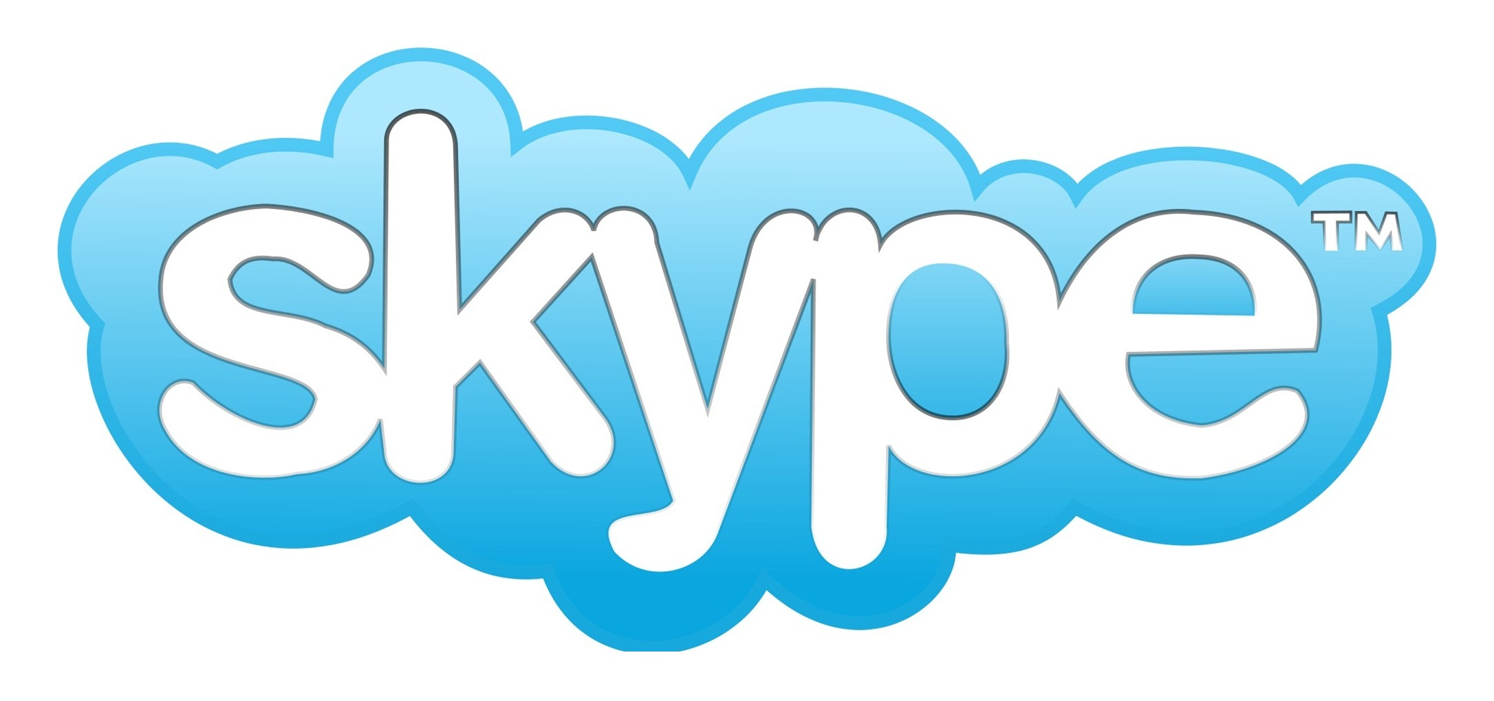 Skype-Logo-Wallpaper