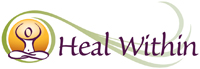 Heal Within Retina Logo