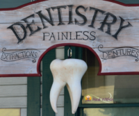 Lose Fear and Pain at the Dentist