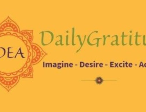 Heal Talk Tuesday – Daily Gratitude (IDEA)