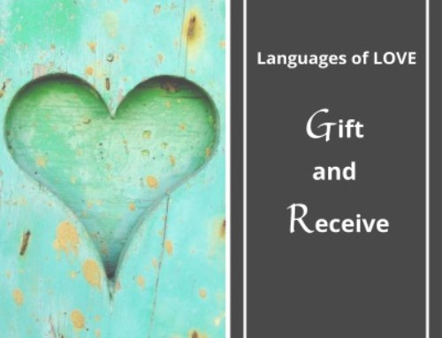 Languages of Love – Gift and Receive